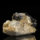 Cassiterite, 14.5 x 8 x 6.5 cm.