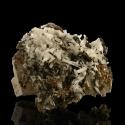 Natrolite,  12 x 9 x 9 cm.