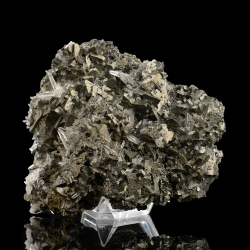 Tetrahedrite, Casapalca Mine, Peru - small cabinet