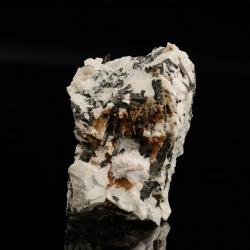 Adamsite-(Y), 6 x 4.1 x 3.5 cm.
