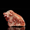 Vanadinite, Des Dalles Mine, Morocco - small cabinet