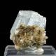 Beryl (Aquamarine variety), 6.4 x 4.8 x 4.5 cm.