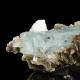 Beryl (Aquamarine variety), 8.1 x 2.5 x 2.5 cm.