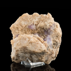 Fluorapatite, Noyes Mountain Quarry, USA - miniature
