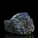 Azurite, Morenci Mine, USA - large cabinet
