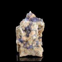 Fluorite, Blanchard Mine, USA - large cabinet