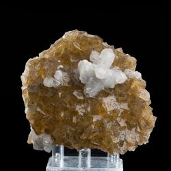 Fluorite,  9 x 8.8 x 5 cm.