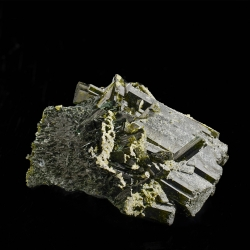 Epidote,  6 x 4 x 3.6 cm.
