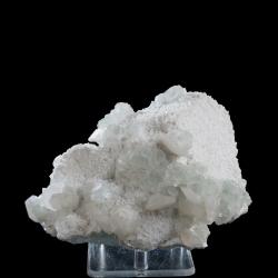 Fluorite,  14 x 11.3 x 5.7 cm.