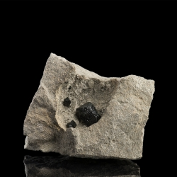Libethenite, 6 x 5 x 4