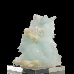 Hemimorphite, 6.5 x 6.5 x 5 cm.