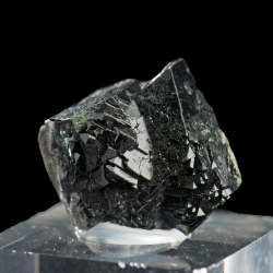 Libethenite, 2.5 x 2 x 1.4