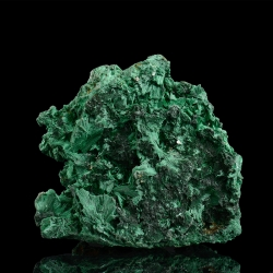 Malachite, 10.2 x 9.8 x 5.5 cm.