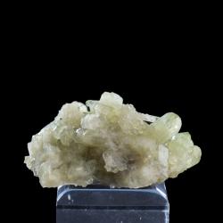 Vesuvianite.  5.2 x 3.8 x 2.5 cm.