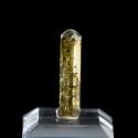 Vesuvianite.  1.9 x 0.4 x 0.4 cm.