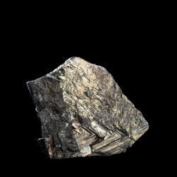 Cubanite, 3 x 2.5 x 1  cm.