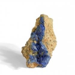 Azurite, 8 x 5.5 x 5 cm.