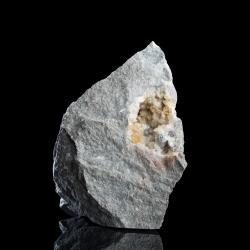 Weloganite, 12 x 8.5 x 6  cm.