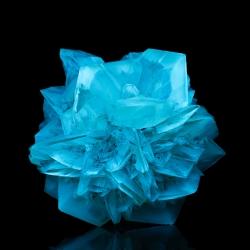 Gypsum, 8 x 8 x 7.5 cm.
