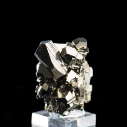 Pyrite,  4.3 x 3.5 x 3 cm.