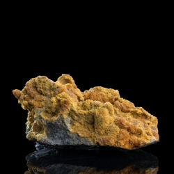 Tsumcorite, Tsumeb Mine, Namibia - miniature