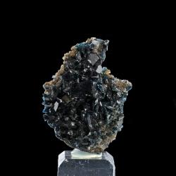 Lazulite,  5 x 4 x 2.3 cm.