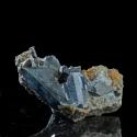 Vivianite,  4 x 2.5 x 2 cm.