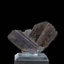 Brookite, Kharan District, Pakistan - miniature