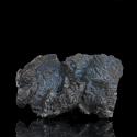 Chalcocite, Kamoto Principal Mine, DRC - miniature