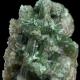 Vesuvianite, Jeffrey Mine, Canada - miniature