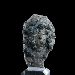 Bornite, Dzhezkazgan Mining District, Kazakhstan - miniature