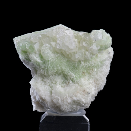 Grossular, Jeffrey Mine, Canada - miniature