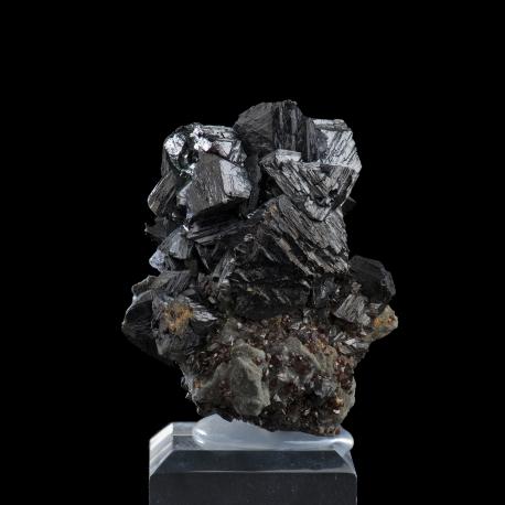Sphalerite, Sweetwater Mine, USA - miniature