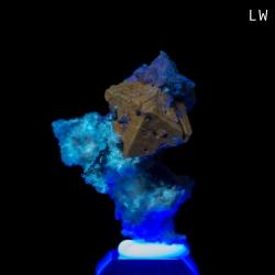 Zircon, Poudrette Quarry, Canada - miniature