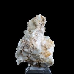 Pectolite, Jeffrey Mine, Canada - small cabinet