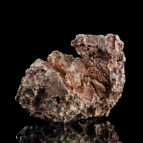Silver, Elizabeth Hill Mine, Australia - miniature