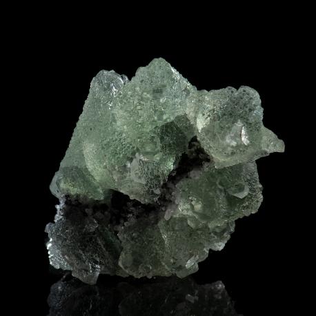 Fluorite, Shaoguan, Guangdong Province, China - miniature