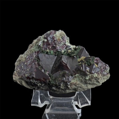 Cuprite, Kolwezi Mine, Democratic Republic of Congo - miniature