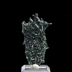 Brochantite, Milpillas Mine, Mexico - miniature