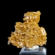Wulfenite, La Morrita Mine, Mexico - miniature