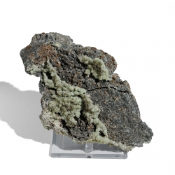 Augelite, 17.8 x 11 x 5.5 cm.