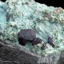 Cuprite, Mashamba West Mine, Democratic Republic of Congo - small cabinet