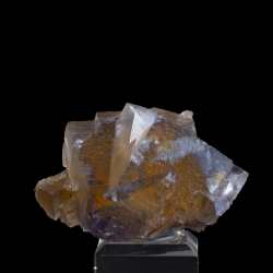 Fluorite, Cave-In-Rock, United States - miniature