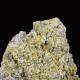 Bastnasite-(Ce), Poudrette Quarry, Canada - miniature