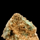 Fluorite, Rhodochrosite, Poudrette Quarry, Canada - miniature