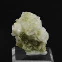 Vesuvianite, Wollastonite, 3.5 x 3 x 2.5 cm.
