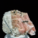 Serandite, Poudrette Quarry, Canada - miniature
