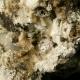 Horvathite-(Y), Poudrette Quarry, Canada - miniature