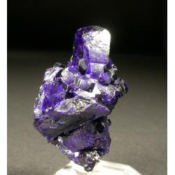 Azurite, Milpillas Mine, Mexico - thumbnail