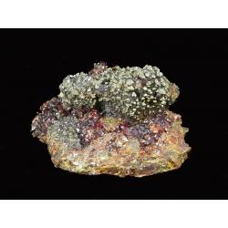 Sphalerite, Picher Field, United States - small cabinet